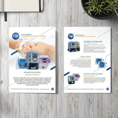 flyer_cleanmedical